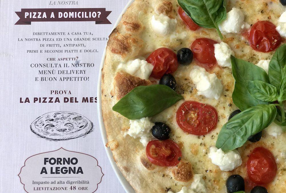 Pizza a domicilio a Roma? Da Sacco è meglio!