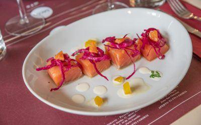 Sacco: il tuo ristorante di pesce a San Giovanni!