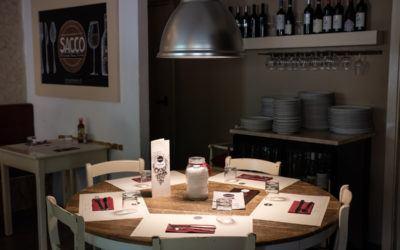 Sacco: il tuo ristorante a due passi da San Giovanni!