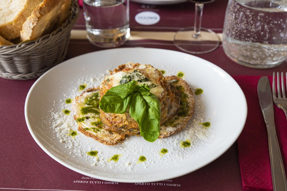 ristorante san giovanni roma